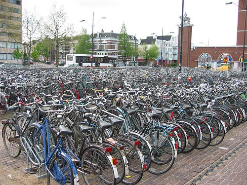 Cycling Safety a view from the Netherlands   Harrogate & District ...